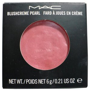 MAC Cosmetics SWEET WILLIAM Blushcreme Pearl Refill Pan 6g/0.21 oz DISCONTINUED RARE