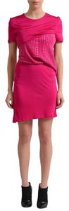 Versus Versace short dress Pink on Tradesy