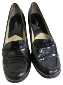 Michael Kors Patent Black Pumps