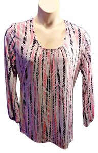 Liz Claiborne Stretchy Casual Pullover Tunic