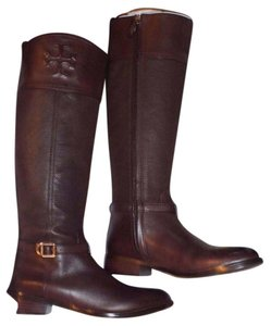 Tory Burch Fashion Chocolate Brown/Chocolate Brown/243 Boots