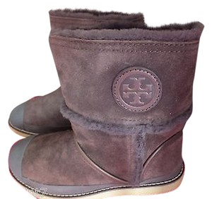 Tory Burch Winter Coconut Boots
