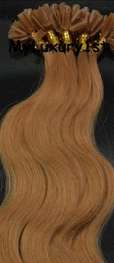 Preload https://item5.tradesy.com/images/strawberry-blonde-u-tip-human-hair-extensions-body-wave-100-strand-50g-1957474-0-0.jpg?width=440&height=440