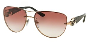 BVLGARI Bvlgari 6053-BM Sunglasses 6053BM Pink Gold 3768D Authentic