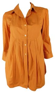 Marni Cotton Orange Tunic