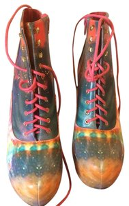 Other Multi colored Boots