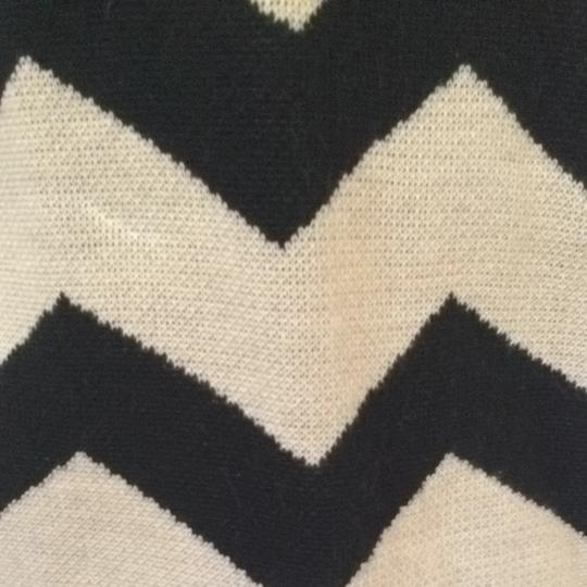 Anthropologie Tote in Black And Cream