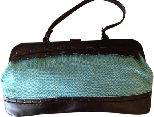 Preload https://item2.tradesy.com/images/navy-french-designer-navy-vintage-french-blues-leather-and-wool-clutch-1957531-0-0.jpg?width=440&height=440