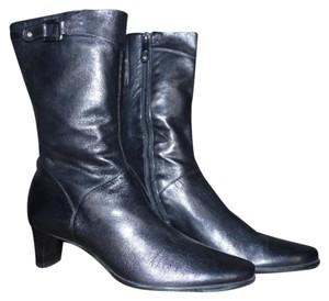 Cole Haan Nickle black Boots