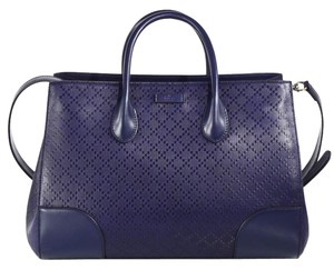 Gucci Diamante Navy Shoulder Bag