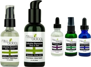Cellulite Remover plus Retinol/Hyaluronic Acid/Vitamin C