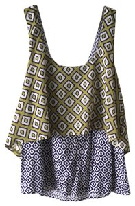 Anthropologie Top Pattern