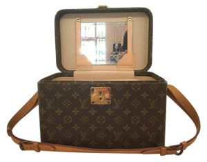 Louis Vuitton Cosmetic Case Travel Case Travel Travel Monogram Travel Bag