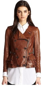3.1 Phillip Lim brown Leather Jacket