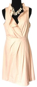 J.Crew short dress Nude on Tradesy
