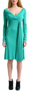 Versace Collection short dress Green on Tradesy
