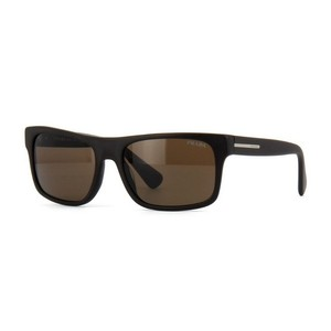 Prada PRADA PR18PS TFD4SO Rectangular Sunglasses