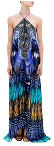 Multi Maxi Dress by Shahida Parides