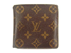 Louis Vuitton Marco Monogram Canvas Leather Bifold Wallet France