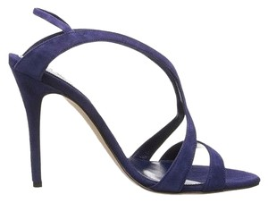 Alexander McQueen Midnight Blue Sandals