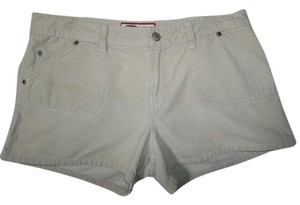 Old Navy Cotton Corduroy Mini/Short Shorts Tan