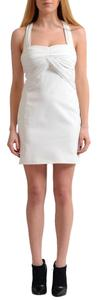 Versace short dress White on Tradesy