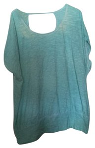 Lane Bryant T Shirt teal