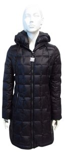 Laundry by Shelli Segal Quilted Puffer Coat w Padded Neck