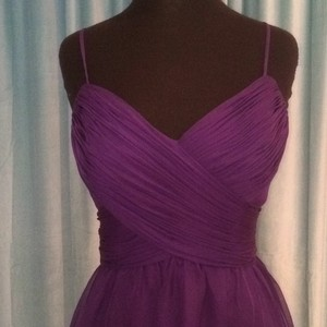 Eden Plum Dress