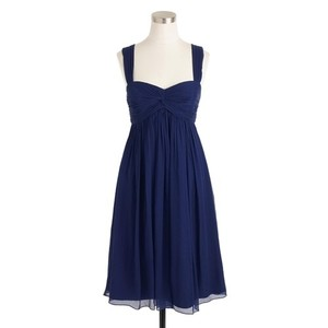 J.Crew Dark Cove Dress