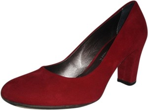 Aquatalia by Marvin K. Chianti Red Pumps