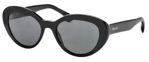 Prada PRADA Black Sunglasses SPR 15Q 1AB-1A1 FREE 3 DAY SHIPPING