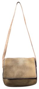 Bottega Veneta Tan Leather Vintage Shoulder Bag
