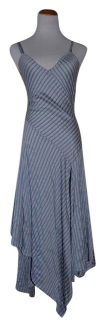 Item - Blue Sundress-size Long Casual Maxi Dress Size 2 (XS)