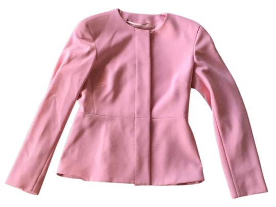 Max Mara Operoso Jacket Light Pink Blazer - 58% Off Retail 30%OFF