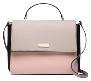 Kate Spade Paterson Satchel in rose