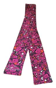 Louis Vuitton Louis Vuitton Rock n' Roses Berry Red Bandeau Brand New!
