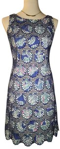 Lilly Pulitzer short dress New W/ Tags $115 Size 0 ** Free Shipping ** 0 Aralyn Nwt on Tradesy