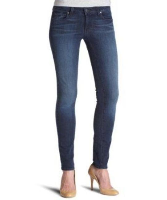Item - Blue Dark Rinse Verdugo Jeggings Size 27 (4, S)