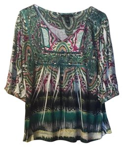 Style & Co Top multicolored