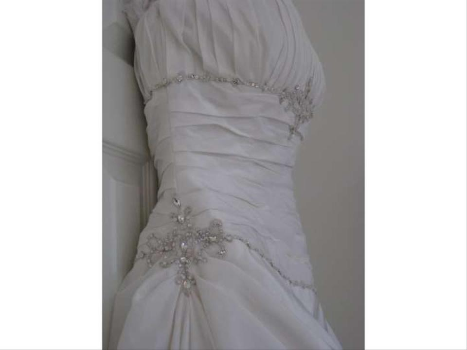 Jasmine Couture Bridal T939 Wedding Dress Tradesy