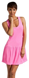 Juicy Couture short dress Fuchsia Racer-back Pink Medium Juicy on Tradesy