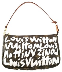 Louis Vuitton Graffiti Pochette Baguette