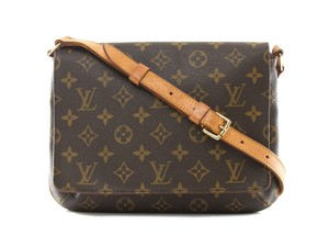 Louis Vuitton Monogram Tango Shoulder Bag