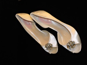 Paradox London Pink New In Box Wedding Shoes