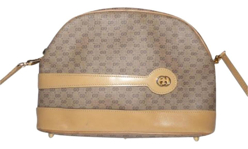 6be93f23a75 Gucci Rare And Unique Mint Vintage Mod And Chic Unique Curved Top Two-way  Style ...