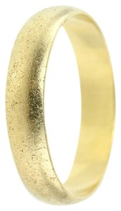 Gold band 14K Yellow Gold Band