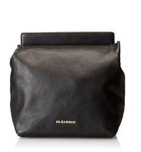 Jil Sander Black Clutch