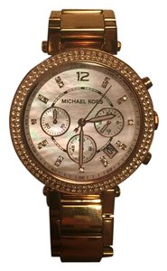 Michael Kors Michael Kors Watch Rose Gold