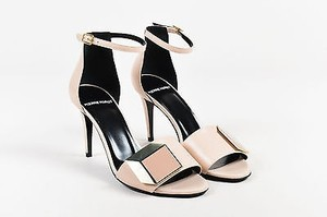 Pierre Hardy Nude Blush Sandals
